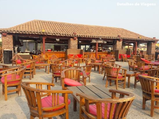 cafe del mar cartagena colombia relatos viagens