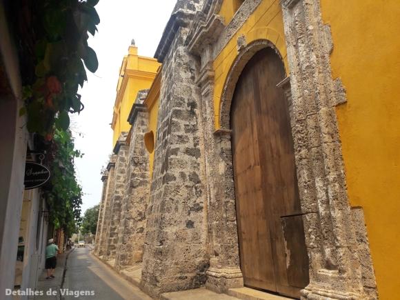 cartagena ciudad amurallada dicas roteiro