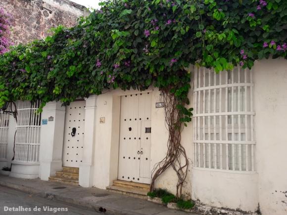 casas cartagena cidade amuralhada