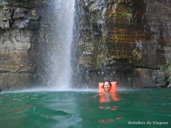 cascata lago de furnas capitolio