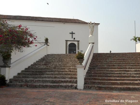 cerro de la popa cartagena roteiro dicas viagem