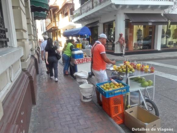 comida de rua cartagena