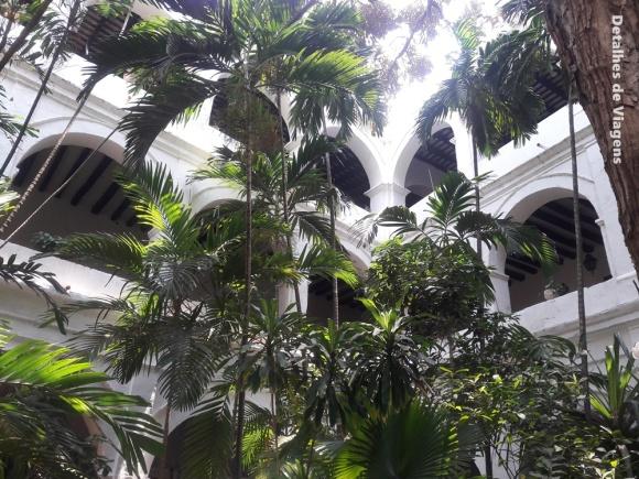 convento san pedro claver cartagena claustro