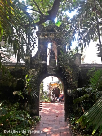 convento san pedro claver cartagena jardim
