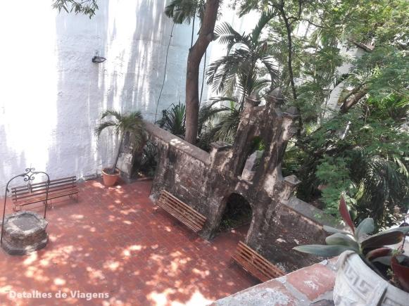 convento san pedro claver cartagena patio