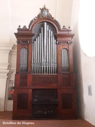 convento san pedro claver orgao piso superior