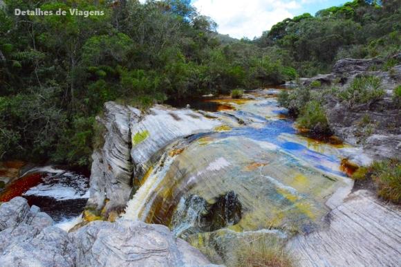 ducha circuito da aguas trilhas ibitipoca