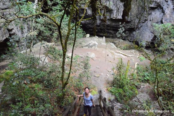 gruta dos viajantes ibitipoca