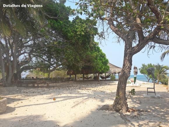 hotel ilha cartagena isla grande opiniao roteiro dicas