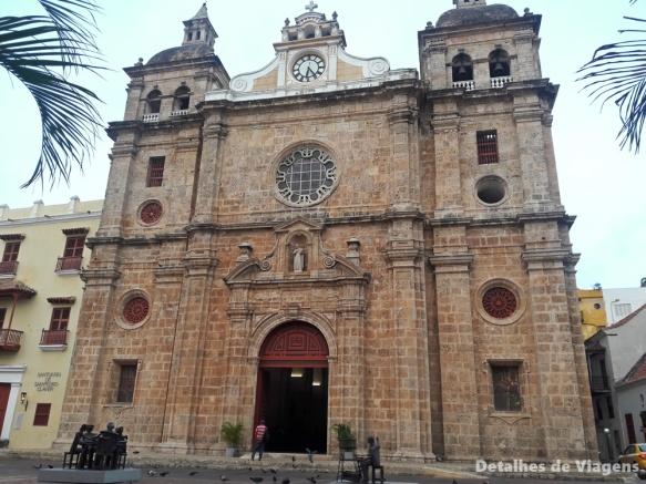 iglesia de san pedro claver cartagena