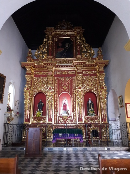 igreja capela virgem de la candelaria cartagena convento santa cruz de la popa