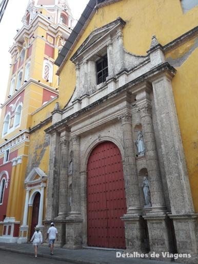 igreja santa catalina de alejandria cartagena