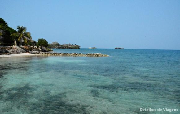 ilhas cartagena isla grande hotel gente de mar