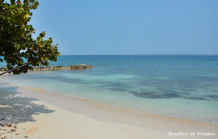 isla grande cartagena gente de mar resort ilhas caribe colombiano dicas roteiro viagem