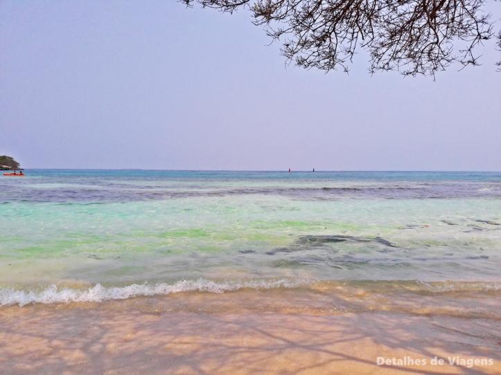 isla grande cartagena praias islas del rosario gente de mar resort dicas viagem roteiro