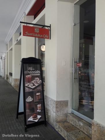 juan valdez cafe cartagena cidade amuralhada