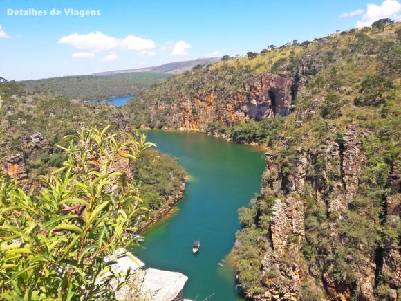 Lago de furnas capitolio minas gerais canyon dicas