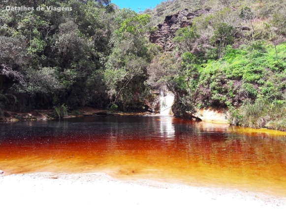 lago dos espelhos ibitipoca trilha