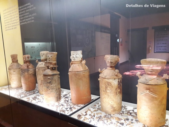museo del oro zenu cartagena urnas de barro