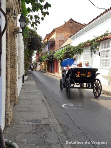 passeio charrete cartagena