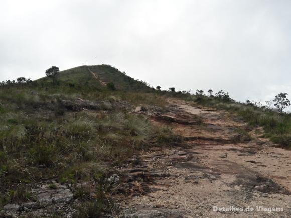 pico do piao ibitipoca