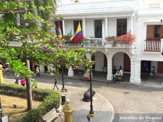 plaza de bolivar cartagena roteiro (2)