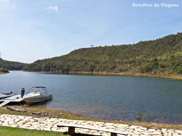 pousada do rio turvo passeio lancha lago de furnas