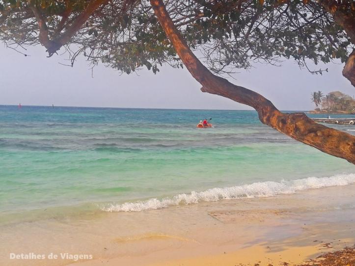 praia ilha cartagena isla grande dicas viagem roteiro