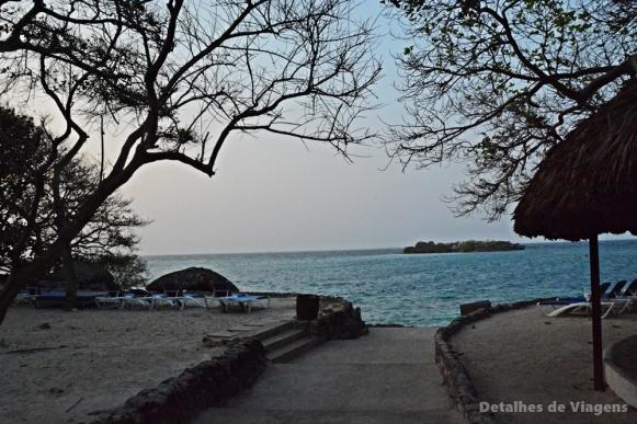 san pedro de majagua isla grande cartagena