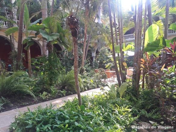 Sofitel Legend Santa Clara cartagena jardim