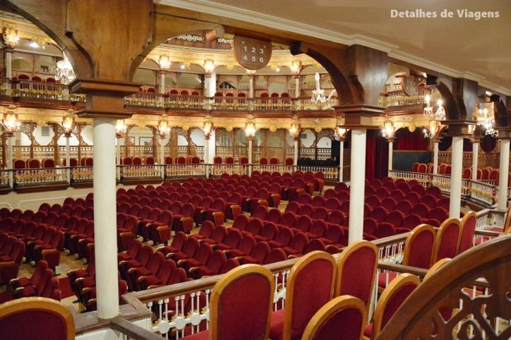 teatro heredia adolfo mejia cartagena interior