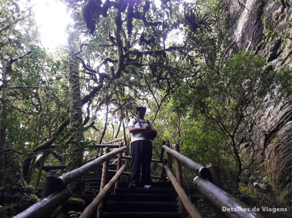 trilha gruta dos viajantes ibitipoca 2