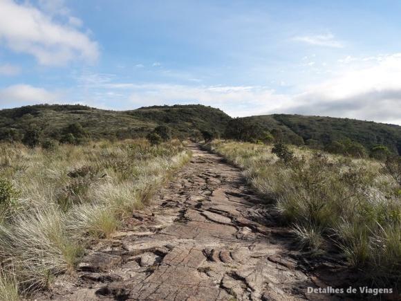 trilha janela do ceu ibitipoca caminho