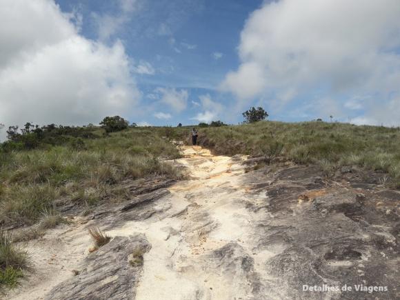 trilha janela do ceu ibitipoca detalhes