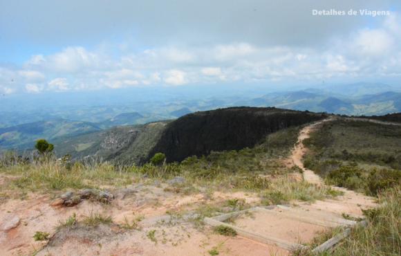 vista pico do piao ibitipoca