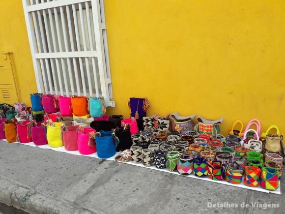 wayuu bags cartagena