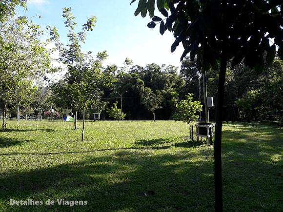camping canarinho capitolio area gramada barracas