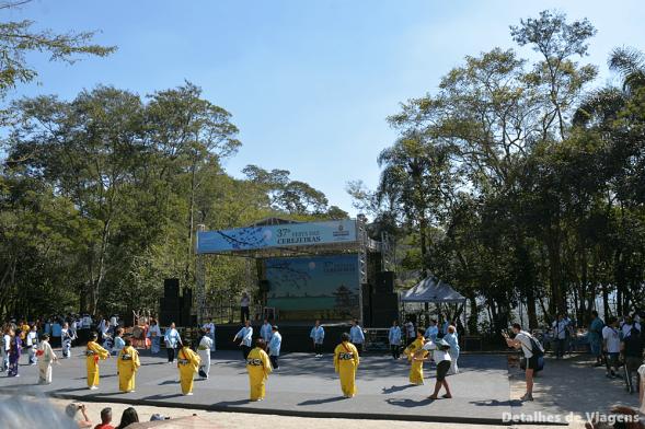 dança festa das cerejeiras parque do carmo sao paulo zona leste