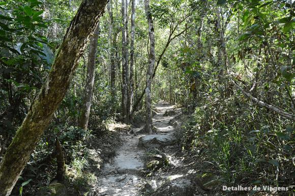 parque nacional serra da canastra trilha parte baixa