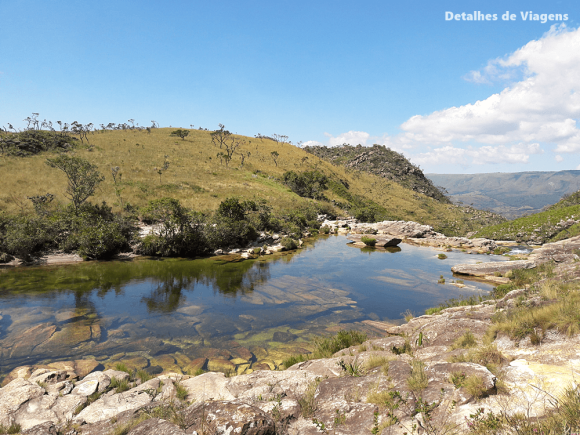 parte alta parque nacional serra da canastra rio sao francisco 3