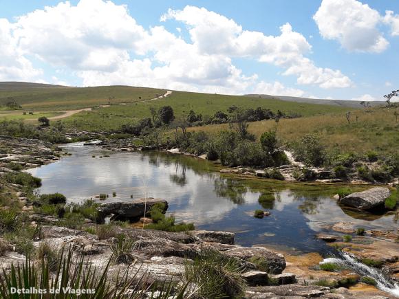 parte alta parque nacional serra da canastra rio sao francisco 5