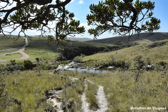 parte alta parque nacional serra da canastra trilha 4