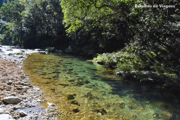 piscinas naturais serra da canastra ecoturismo