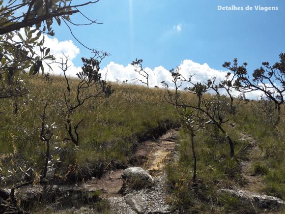trilha serra da canastra trilhas minas gerais