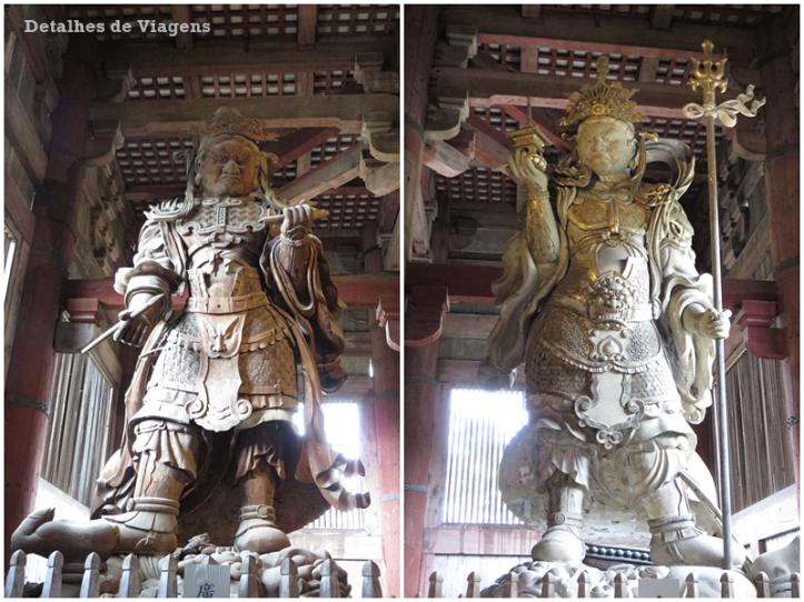 nara-templo-todaiji-guardioes-estatuas-japao-relatos-viagem-roteiro-dicas