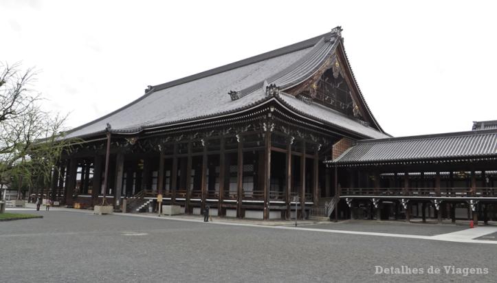 nishi-honganji-templo-kyoto-quioto-roteiro-viagem-relatos-dicas-4