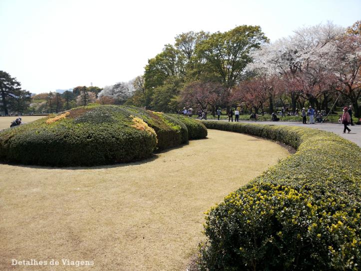 Tokyo east gardens Imperial Palace palacio imperial relatos roteiro viagem japao dicas 4.png