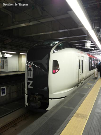 narita express shinjuku tokyo aeroporto narita relatos viagem roteiro dicas.png
