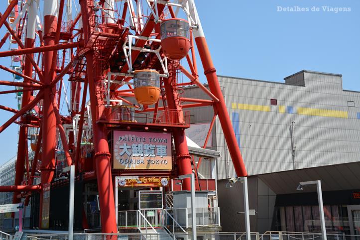 odaiba daiba pallete town roda gigante relatos viagem japao roteiro dicas.png