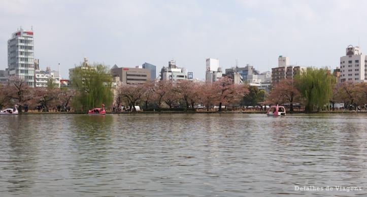 tokyo-ueno-park-lago-pedalinho-relatos-viagem-japao-roteiro-dicas-2